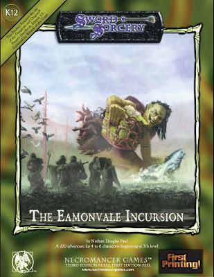 The Eamonvale Incursion