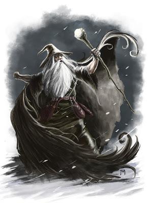 Otra de las ilustraciones para el juego