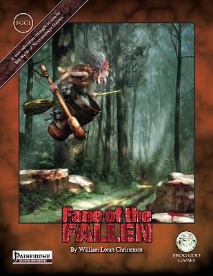 Fane of the Fallen