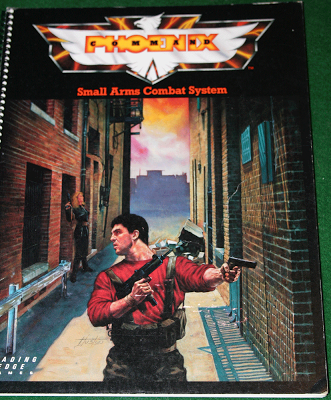 Phoenix Command: Small  Arms Combat System