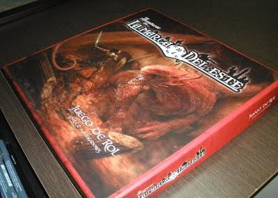 Fotos de las cajas del juego