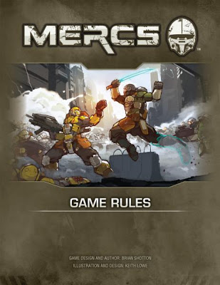 MERCS Game Rules Book
