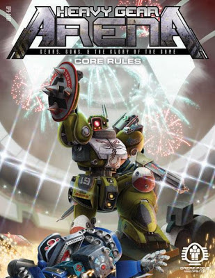 Heavy Gear: Arena