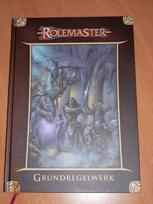 Rolemaster en alemán