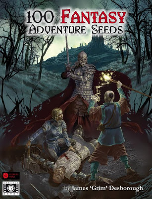 100 Fantasy Adventure Seeds