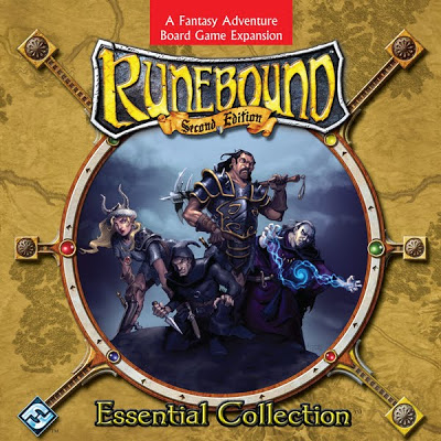 Runebound: The Essential Collection