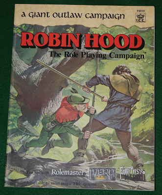 Robin Hood, The Role Playing Campaign