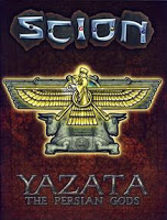 Yazata: The Persian Gods