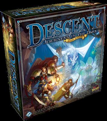 Descent… segunda edición