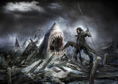 Diario de Diseño: ¡Tiburón!