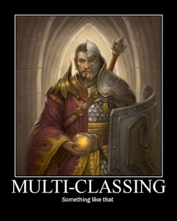 Personajes multiclase para el juego