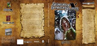 Portada del Volumen II de las Crónicas