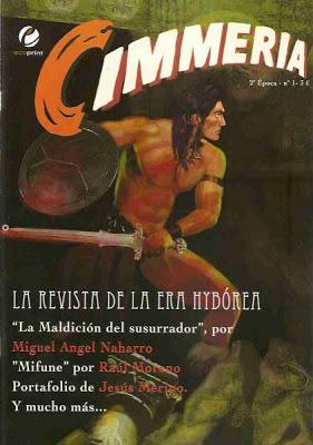 Revista Cimmeria