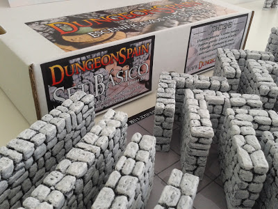 DungeonSpain sigue creciendo