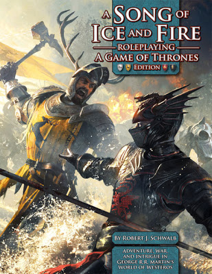 A Game of Thrones Edition de A Song of Ice and Fire Roleplaying