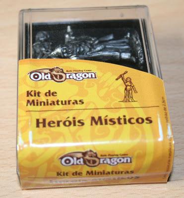 Miniaturas Old Dragon