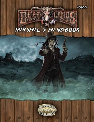 Marshal's Handbook (Explorer's Edition)