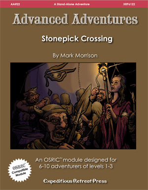 Stonepick Crossing