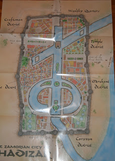 City System: The Zamorian City of Shadizar