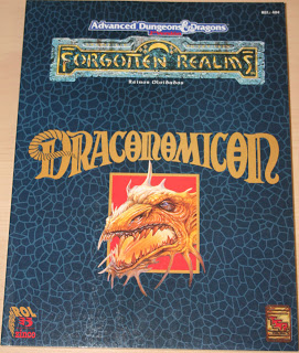 Reinos Olvidados: Draconomicon