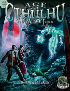 Age of Cthulhu 6: A Dream of Japan