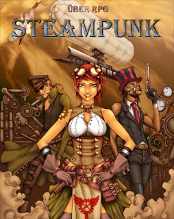Über RPG Steampunk