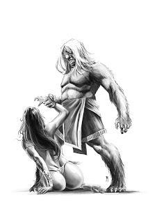 El Morlock y el Troglodita