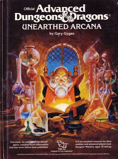 Unearthed Arcana será reeditado