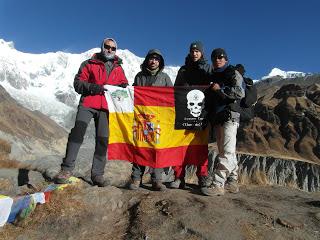 La Marca en el Annapurna