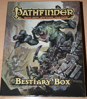 Pathfinder: Bestiary Box