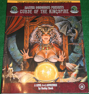 Curse of the Kingspire