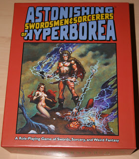 Astonishing Swordmen & Sorcerers of Hyperborea photo review, 1ª Parte