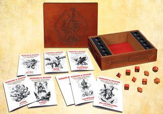 Original Dungeons & Dragons RPG premium reprint