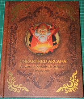 Unearthed Arcana y el placer de explorar