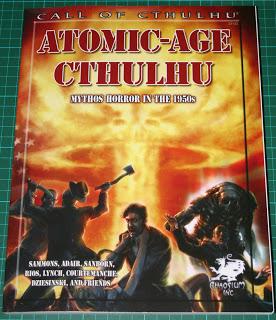 Foto reseña de Atomic-Age Cthulhu