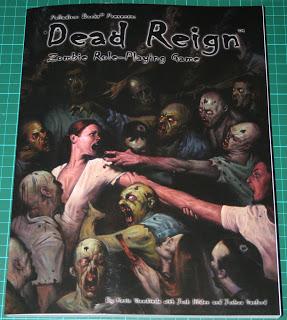 Dead Reign, los zombis de Palladium