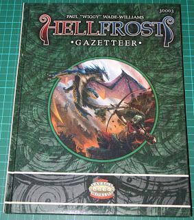 Hellfrost Gazetteer