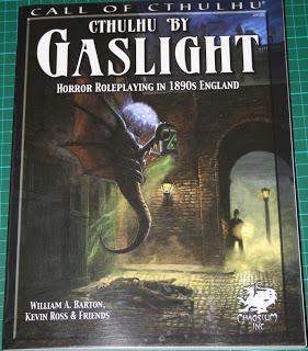 Cthulhu by Gaslight, la reedición