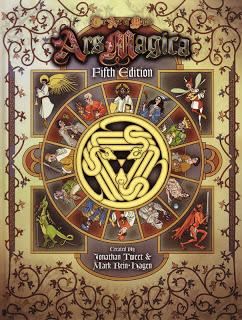 Ars Magica 5ª edición en español