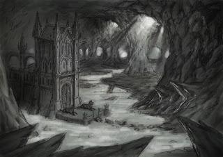 Caja Negra – Primeros bocetos
