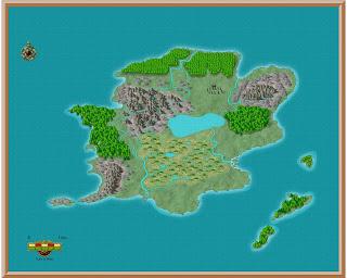 Los mapas, los mapas…