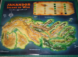 Jakandor: Island of War