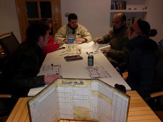 Caja Negra (Making Of) – 3. Playtesting