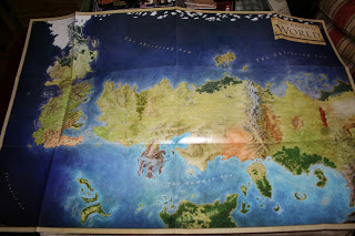 The Lands of Ice and Fire, 3ª parte