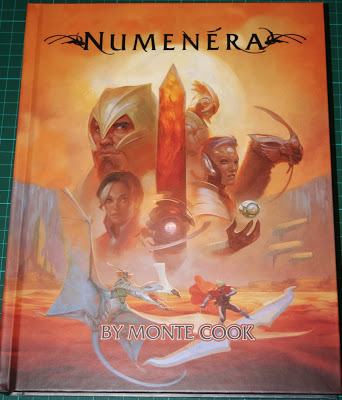 Reseña fotográfica de Numenéra