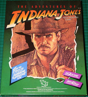 The Adventures of Indiana Jones Box Set (1ª parte)