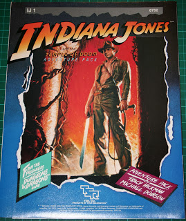 Indiana Jones and the Temple of Doom, Adventure Pack