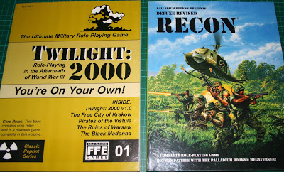 Recon & Twilight