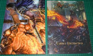 Pantalla Ars Magica 5ª Edición