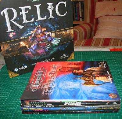 De Alternity a GURPS, pasando por Relic
